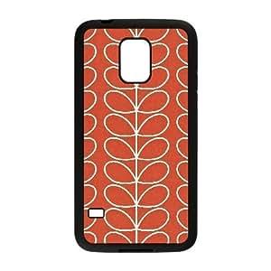 Generic Design Back Case Cover Samsung Galaxy S5 Mini Black Orla Kiely Hujyj Plastic Cases