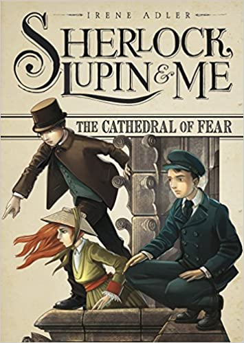 The Cathedral of Fear (Sherlock, Lupin, and Me): Irene Adler, Iacopo