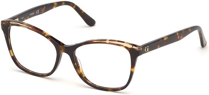 b9ccad5dd8 Guess - Monture de lunettes - Femme Avana 50: Amazon.fr: Vêtements ...