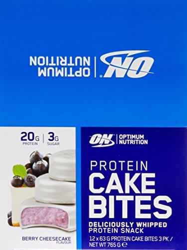 Optimum Nutrition Protein Cake Bites - Berry - Bites Cake