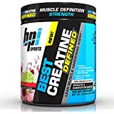 BPI Sports Best Creatine Defined Lean Muscle Hardening Agent, Cherry Lime, 10.58 Ounce