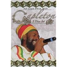 Capleton Live in San Francisco Reggae 2 Disc Set - DVD & CD