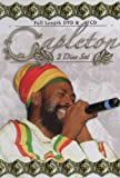 Capleton Live in San Francisco Reggae 2 Disc Set