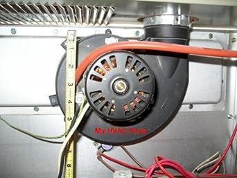 icm heil draft inducer blower 1010780 industrial hvac. Black Bedroom Furniture Sets. Home Design Ideas