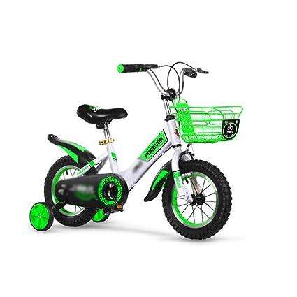 DT Bicicleta para niños 2-4-6-7-8-9 años