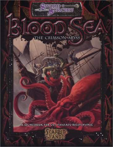 Scarred Lands Blood Sea
