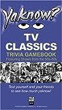 YaKnow? TV Classics Trivia, Debi Jenkins, 097617166X