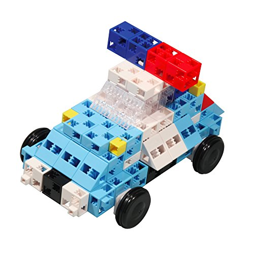 Gear Building Toys For Boys : Click a brick toys rescue squad pc building block set