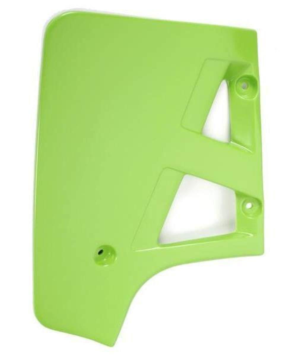 UFO KA02702026 Replacement Plastic for Kawasaki RAD CVR KX125 86-87 Green