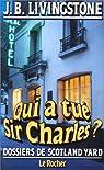Qui a tué Sir Charles ? par Jacq