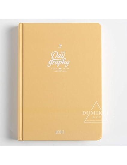 ZXSH Cuaderno Cuaderno De Dibujos Animados Lindo Diario ...