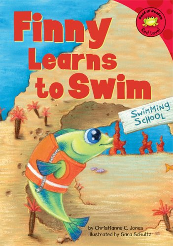 Finny Learns to Swim (Read-It! Readers) by Brand: Picture Window Books