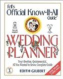 Wedding Planner, Edith Gilbert, 0883910071