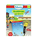 Skillmatics Educational Game: Transport Off We Go (3-6 Years)| Erasable and Reusable Activity Mats |...