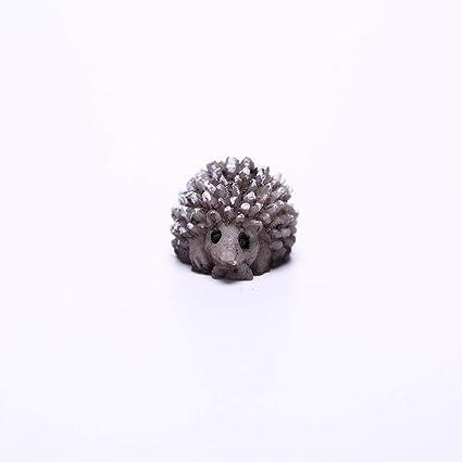 Amazon.com: Decor Jardin - 1pcs Mini Hedgehog Decor ...