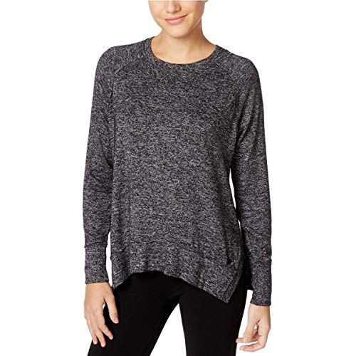 Calvin Klein Performance Womens Knit Dolman/Batwing Pullover Top (Black, Medium) ()