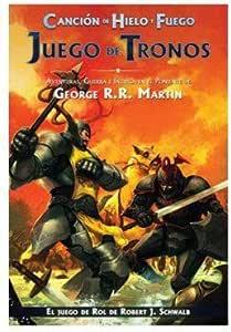 Juego de tronos El juego de Rol ed de bolsillo: Amazon.es: Juguetes y juegos