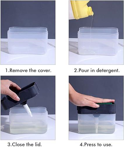 la vaisselle les verres les fruits Leikance Mini lave-vaisselle /à ultrasons portable USB pour la cuisine les l/égumes