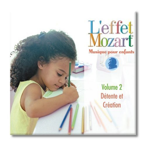 Musique Pour Enfants 2: Detente Et Creation