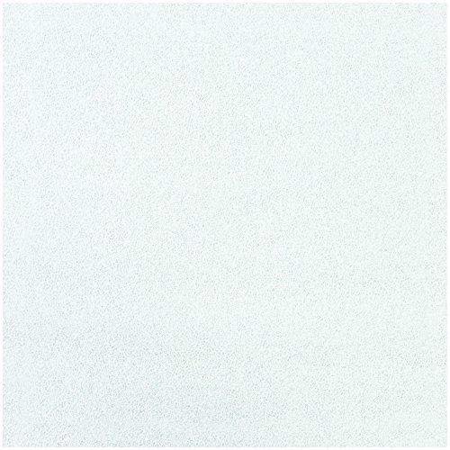 Tape Logic TLFP1212 Flush Cut Foam Pouches, 12'' x 12'', White (Pack of 150) by Tape Logic