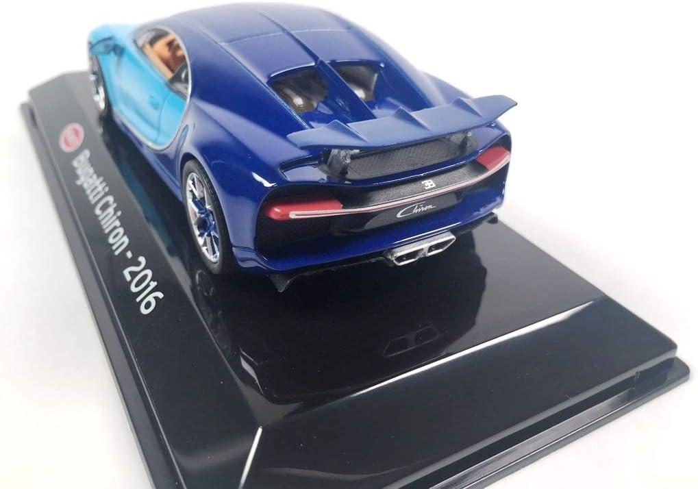 Opo 10 Auto 1 43 Kompatibel Mit Bugatti Chiron 2016 Sc5 Spielzeug
