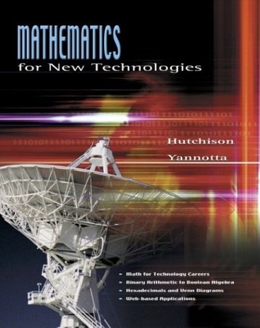Mathematics for New Technologies