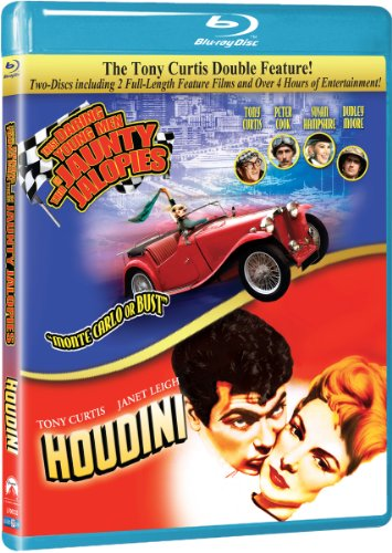 Houdini & Those Daring Young Men and Their Jaunty Jalopies [Blu-ray]]()