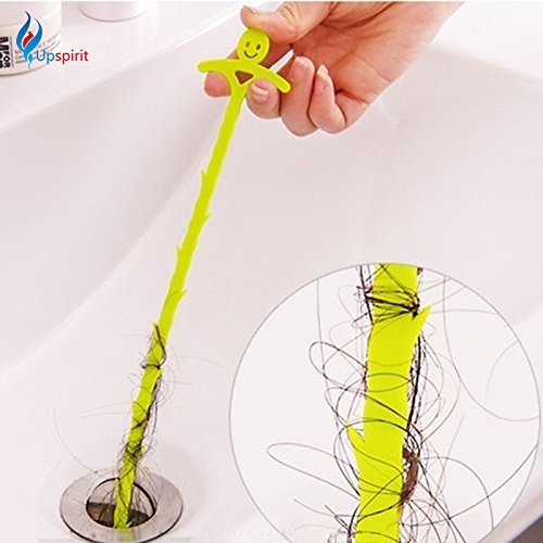 ANGELS-WS--Bathroom Hair Sewer Filter Drain Cleaners Outlet Kitchen Sink Drian Filter Strainer Anti Clogging Floor Wig Removal Clog Tools (Fan Texas Ceiling Star)