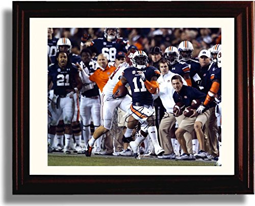 Framed Auburn Tigers Chris Davis