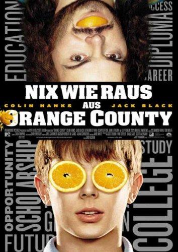 Nix wie raus aus Orange County Film