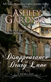 A Disappearance in Drury Lane: Volume 8 (Captain Lacey Regency Mysteries)