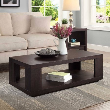 Better Homes and Garden Steele Coffee Table, Espresso Finish from Better Homes & Gardens