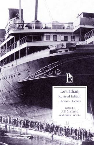 Leviathan - Revised Edition (Broadview Editions)