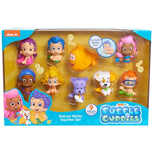 Bubble Guppies Nick Jr Deluxe Water Squirter -