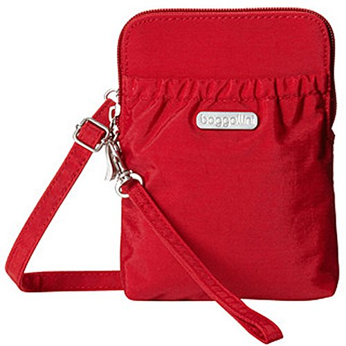 Body Cross Bagg Purse (Baggallini Bryant Pouch Wallet Wristlet Bag)