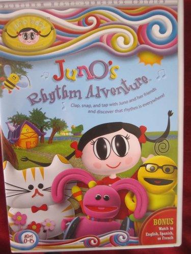 Junos Rhythm Adventure Platinum Language product image
