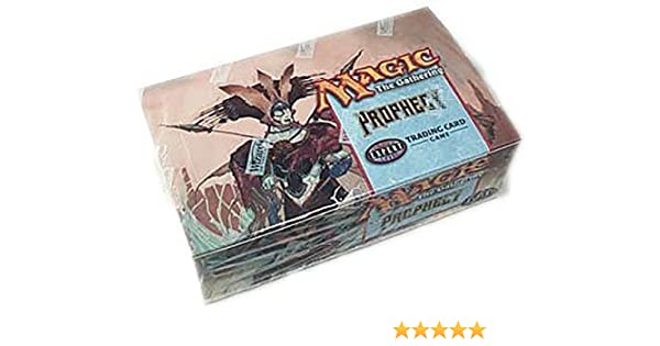 MTG MAGIC *** FACTORY SEALED US ENGLISH *** PROPHECY BOOSTER BOX x 1