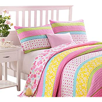 Amazon Com Brandream Girls Pillows Pink Flower Pillows