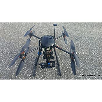 FlyByCopters Thermal Imaging X8 640 4K Quadcopter Drone With AutoPilot 1