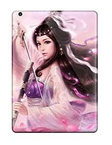 Excellent Design Warrior Princess Case Cover For Ipad Air