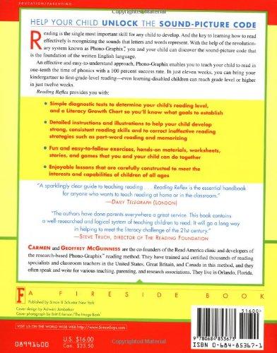 Amazon.com: Reading Reflex: The Foolproof Phono-Graphix Method for ...