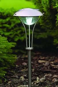 Cole & Bright Solar Luna Stainless Steel Solar Light