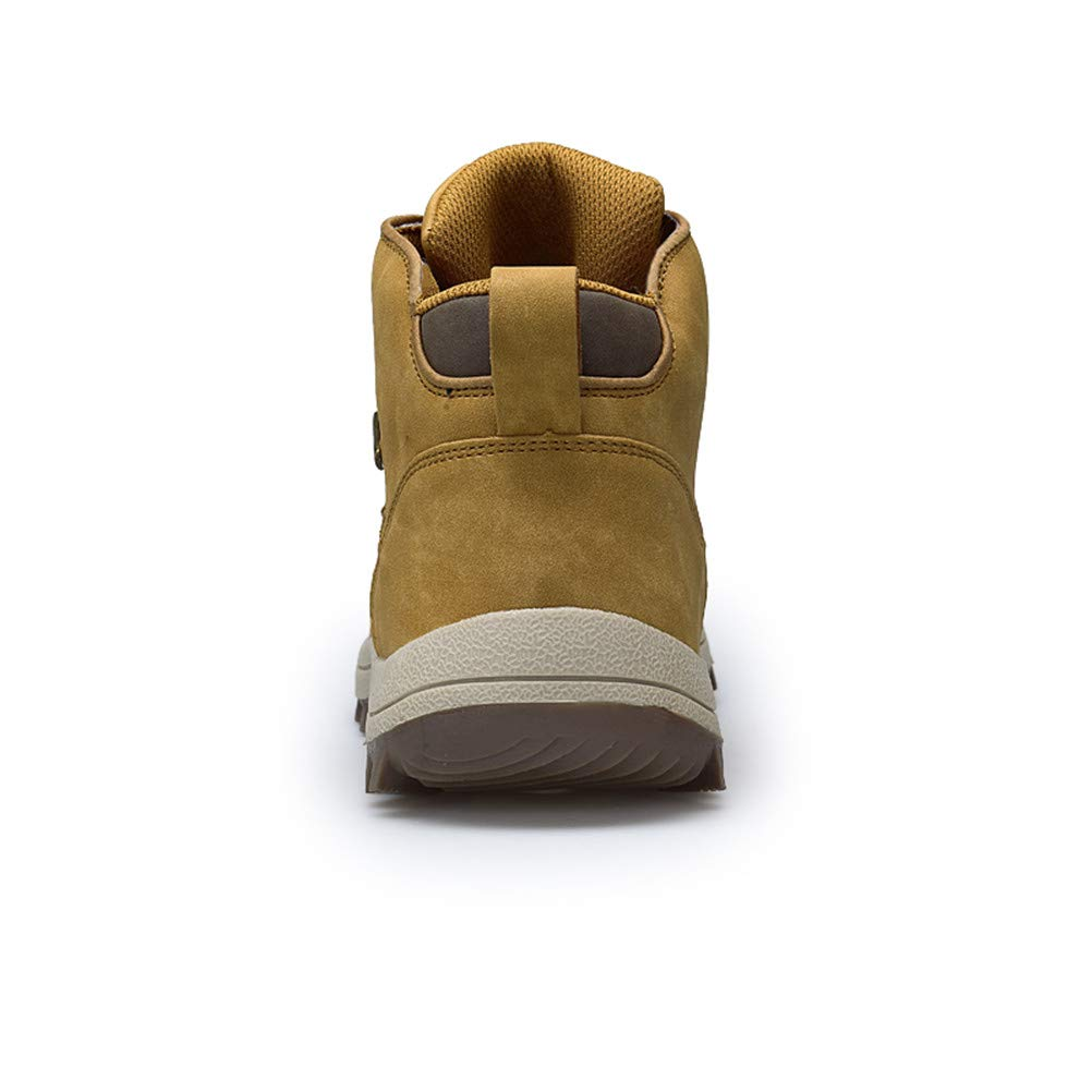 06f42e9df0a0c AZOOKEN Hombre Mujer Botas de Invierno Zapatillas Trekking Senderismo  Impermeables Nieve Antideslizante Calientes Botines 36-46