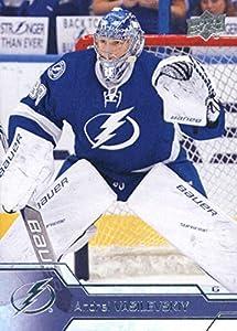 2016-17 Upper Deck #417 Andrei Vasilevskiy Tampa Bay Lightning Hockey Card
