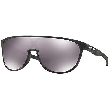 628168ff4091 Amazon.com  Oakley Men s Trillbe Non-Polarized Iridium Rectangular ...