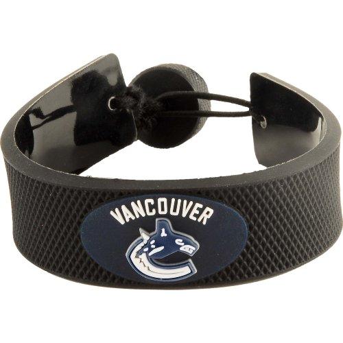 Vancouver Canucks NHL Classic Hockey Bracelet