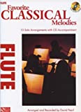 Favorite Classical Melodies, David Pearl, 1603784020