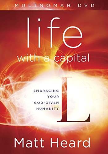 Life Capital DVD Embracing God Given product image