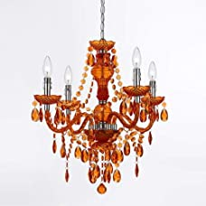 AF Lighting Naples Mini Chandelier 4 Light Crafted
