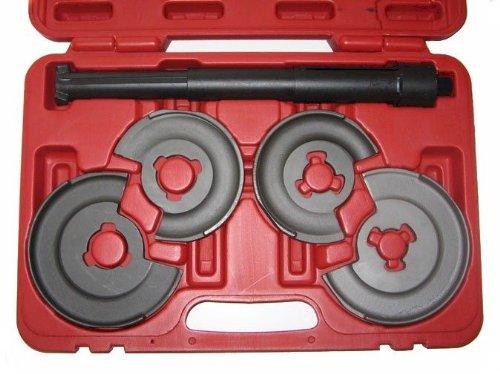 (SUPERTOOLS Mercedes Benz Telescopic Coil Spring Strut Compressor Tool Kit TP1011 )